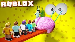 Roblox Adventures - INVADE SPONGEBOBS MIND FOR THE SECRET FORMULA! (Plankton Dream Scheme Obby)