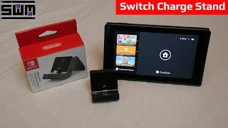 A Nintendo Switch First Party Charge Stand? | Tech Wave