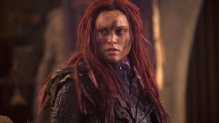 The 100 Season 3 Episode 1 Review & After Show | AfterBuzz TV