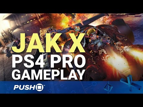 Xxx Mp4 Jak X Combat Racing PS4 Pro Gameplay Mario Kart Meets Twisted Metal PlayStation 4 PS2 Classic 3gp Sex