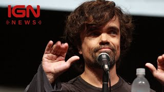 Avengers: Infinity War Poster Confirms Peter Dinklage Is in the Film - IGN News
