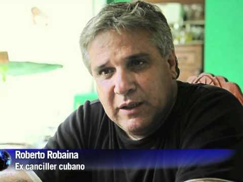 Robaina de canciller cubano a pintor