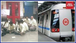 Delhi Metro Employees
