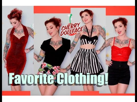 Xxx Mp4 My Favorite Pinup Rockabilly Clothing Companies By CHERRY DOLLFACE 3gp Sex