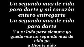 Juanes A Dios Le Pido Lyrics
