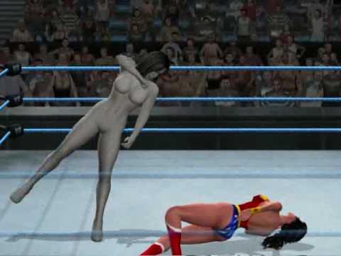 Female Ultron vs Wonder Woman HD