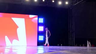 Taylor Hatala world of dance finals 2016 solo #wodfinals16