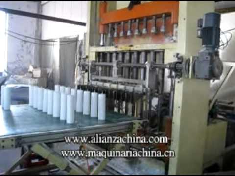 Maquina para fabricar velon