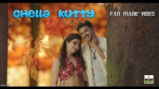 Theri - Chella Kutty Song - Fan made video