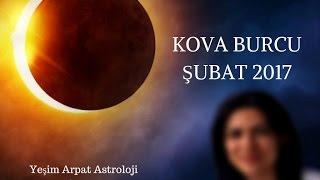 KOVA Burcu Şubat 2017 Astroloji