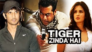 Sushant Singh Rajput MESSES With Salman Khan, Tiger Zinda Hai In Trouble Coz Of Katrina Kaif