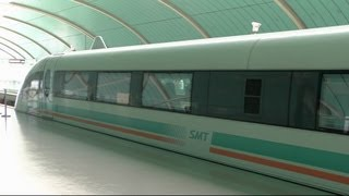 Shanghai Maglev - World's Fastest Commercially Operating Train