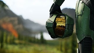 The Making of The Halo Infinite Announce Trailer | 343 Industries Social Stream