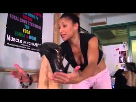 Xxx Mp4 High Heel Workout Builds Strength Sex Appeal 3gp Sex