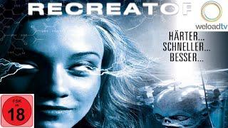 Recreator (Thriller | deutsch)