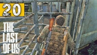 The Last of Us Walkthrough Part 20 - Corner Store Shoot Out - Let's Play Series / Playthrough