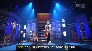 2NE1_0731_SBS Popular Music_Hate You / Ugly [HD]