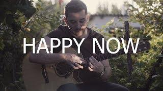 Zedd & Elley Duhé - Happy Now - Fingerstyle Guitar Cover