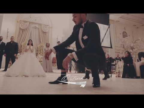 DAMATTAN HARIKA DUGUN SUPRIZI - AMAZING WEDDING DANCE FROM THE GROOM (efsane efeler)