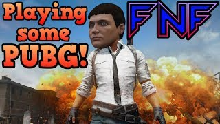 Playing some PUBG! - Friday Night Fights!