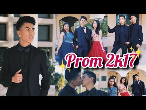 Prom Vlog 2017: Get Ready With Me!   Louie's Life