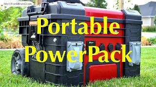 Portable Power Pack - Intro