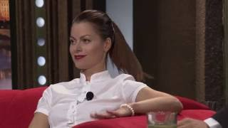 1. Hana Holišová - Show Jana Krause 28. 9. 2016
