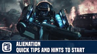 Alienation - Quick Tips