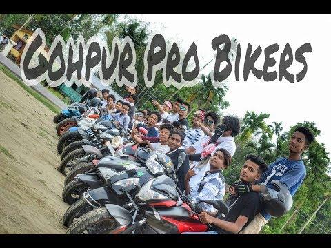 Xxx Mp4 14 April Rally Gohpur Pro Bikers By SaNu 3gp Sex