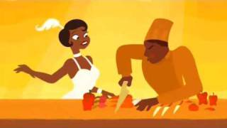 Princess and the Frog music video 2