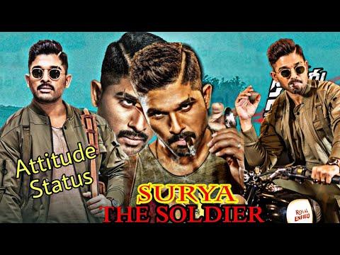 Xxx Mp4 Stylish Star Allu Arjun Best New Attitude Whatsapp Status Letest Video 2018 Surya The Shoulder 2018 3gp Sex