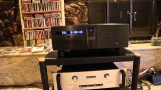 Krell Evolution505 CD/SACD player + Audio Research SL15(Preamp.) + SD135(Amp.) + B&W 801s--2