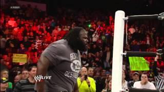 Rey Mysterio vs. Daniel Bryan: Raw, Feb. 4, 2013
