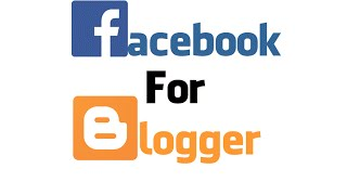 how to add facebook page to blogger(Facebook Plugin)