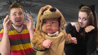 DAILY BUMPS HALLOWEEN SPECIAL! (10.31.13 - Day 279)