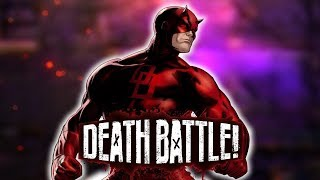 Daredevil Drops into DEATH BATTLE!