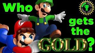 Game Theory: Would Super Mario Win the Olympics?