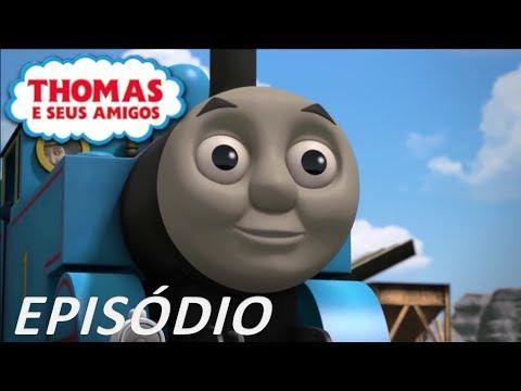 Thomas e Seus Amigos Thomas a Locomotiva da Pedreira