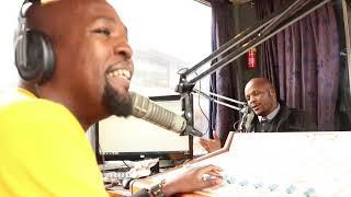 Naiboi singing 2 in 1 in studio