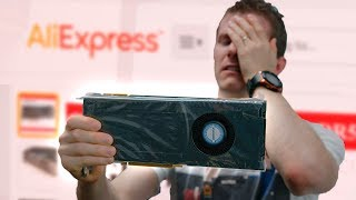 Cheap AliExpress Graphics Cards - SCAM???