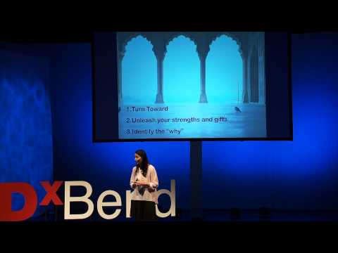 Why I Turned Toward Sex Slavery | Shannon Keith | TEDxBend