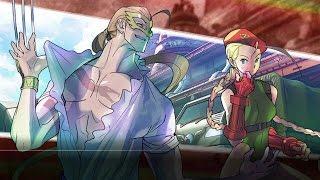 Street Fighter 5 VEGA STORY MODE 【1080p】60fps