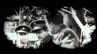 Real partisan footage of Tito from Desant na Drvar