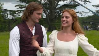 The Legend of Tarzan B-ROLL + MOVIE CLIPS - Margot Robbie, Alexander Skarsgard, Samuel L. Jackson
