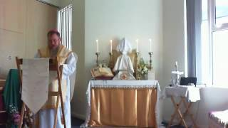Maundy Thursday Mass, Vespers & Stripping of the Altar
