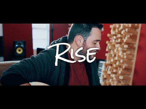 Download Jonas Blue - Rise ft. Jack & Jack | Chaz Mazzota (Cover) free