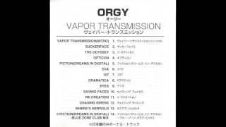 Orgy: Vapor Transmission Japanese Release
