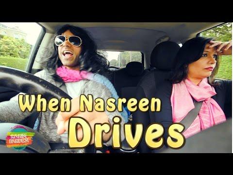 When Nasreen Drives | Rahim Pardesi