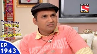 Taarak Mehta Ka Ooltah Chashmah - तारक मेहता - Episode 1943 - 24th May, 2016