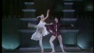 Darcey Bussell and Jonathan Cope. Pas de Deux, Prince of the Pagodas